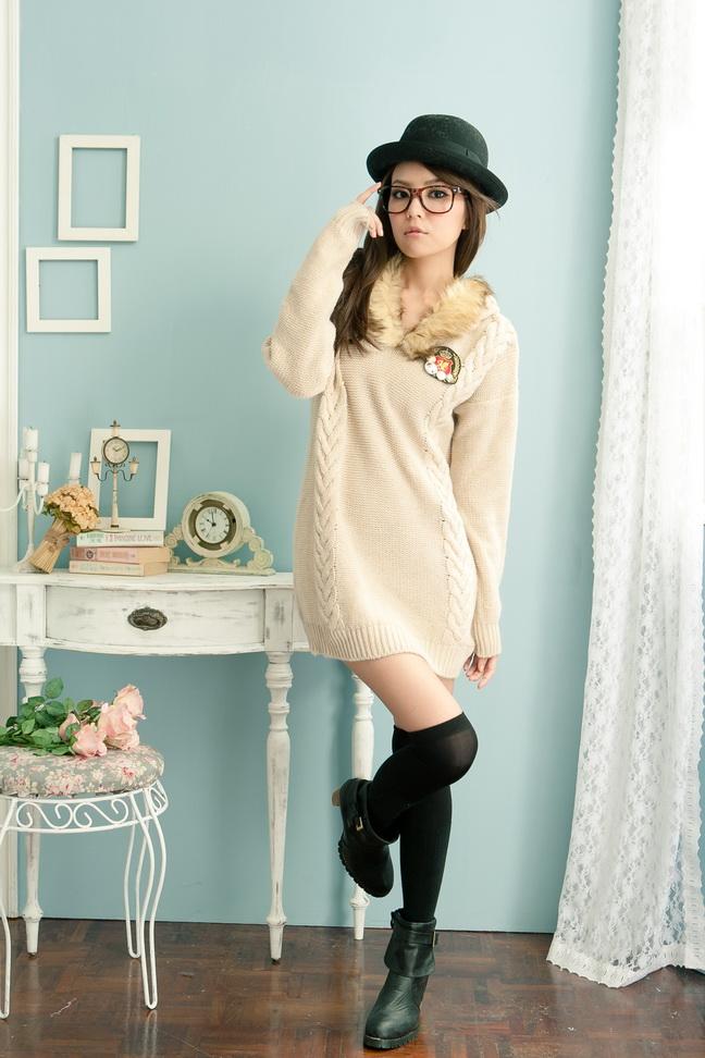 最新毛衣编织有什么款式
